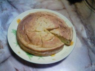 ケーキ(≧∀≦)